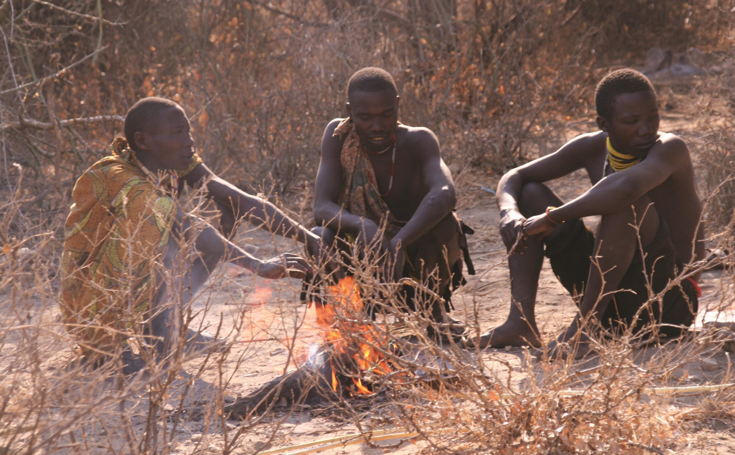 Safari Fotografico Le frecce degli Hadzabe